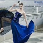 Sesja Fotograficzna Hypnotic Blue Motion